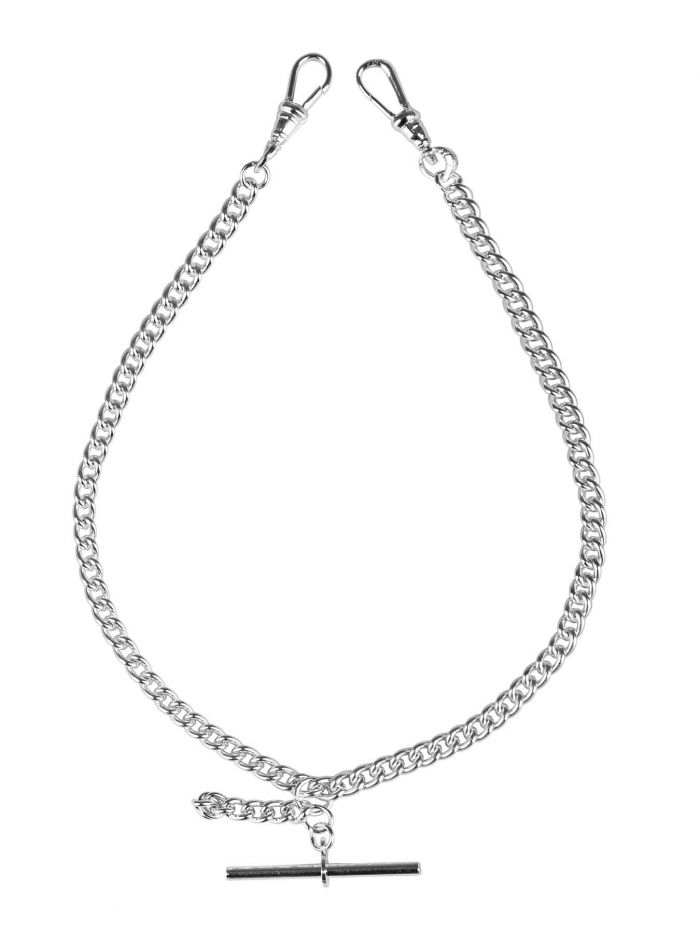 Fine Double Watch Chain