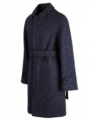 Watson Coat - Belted