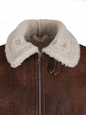 Lancaster Sheepskin Aviator Jacket