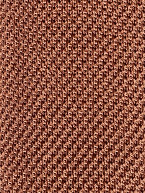 Knitted Silk Slim Tie