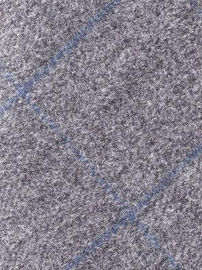Windowpane Wool Tie